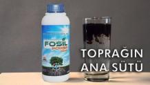 Emeğinizin Karşılığını Almak İçin Toprağınıza Fosil Power Hümik Asit İle Değer Katın